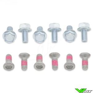 Bolt Brake disc rotor bolts - Yamaha YZ125 YZ250 YZF250 YZF400 YZF426 YZF450 WRF250 WRF450