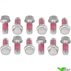 Bolt Brake disc rotor bolts - KTM SX/SXF 50-525 EXC/EXC-F 125-525 Husqvarna TC85-250 TE125-300 FC250-450 FE250-501