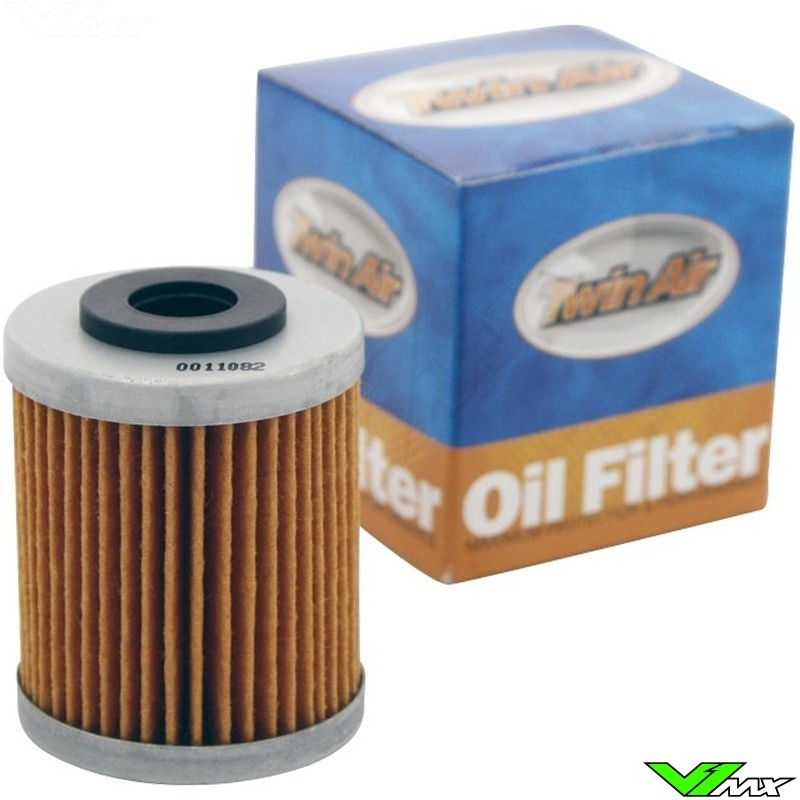 Twin Air Oil Filter (Short) - KTM 250SX 250SX-F 450SX-F 250EXC 300EXC 450EXC 530EXC 250EXC-F