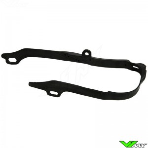 Chain slider swingarm UFO black - Honda CRF250R CRF450R