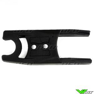 Chain slider swingarm UFO black - Yamaha YZ85