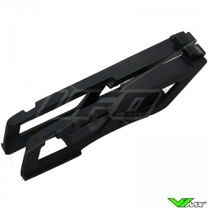 Chain guide block UFO black - Kawasaki KXF250 KXF450