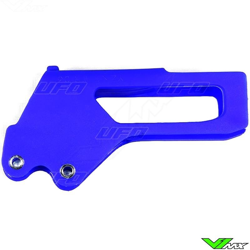 Chain guide block UFO blue - Yamaha YZ125 YZ250 YZF250 YZF450 WR250F WR450F