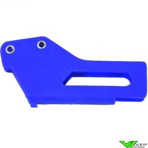 Chain guide block UFO blue - Yamaha YZ125 YZ250 YZF250 YZF250 YZF400 YZF426 YZF450 WR250F WR400F WR426F