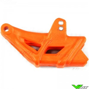 Chain guide block UFO orange - KTM