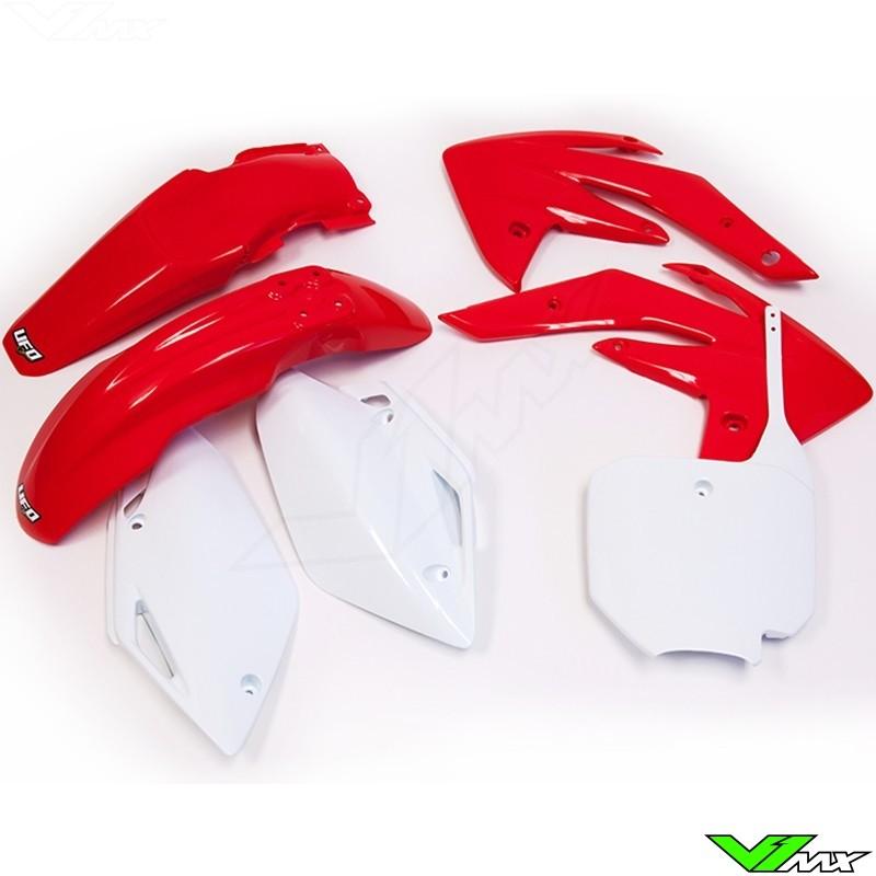 Plastic kit UFO OEM - Honda CRF150R