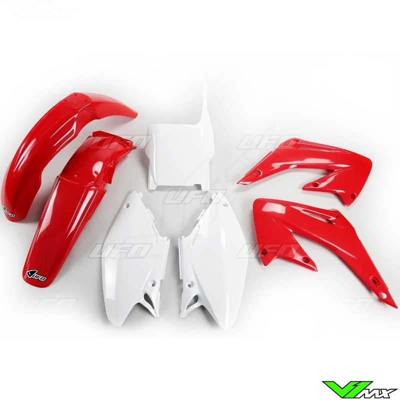 Plastic kit UFO OEM - Honda CR125 CR250