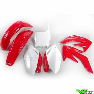 Plastic kit UFO OEM - Honda CRF250R
