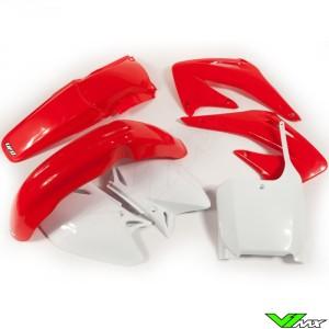 Plastic kit UFO OEM - Honda CRF450R