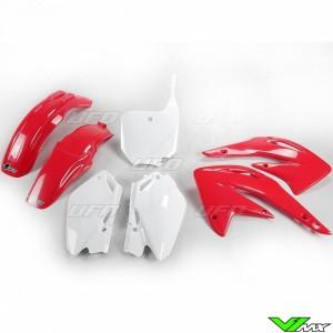 Plastic kit UFO OEM - Honda CR85