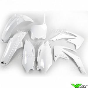 Kappenset UFO Wit - Honda CRF250R CRF450R