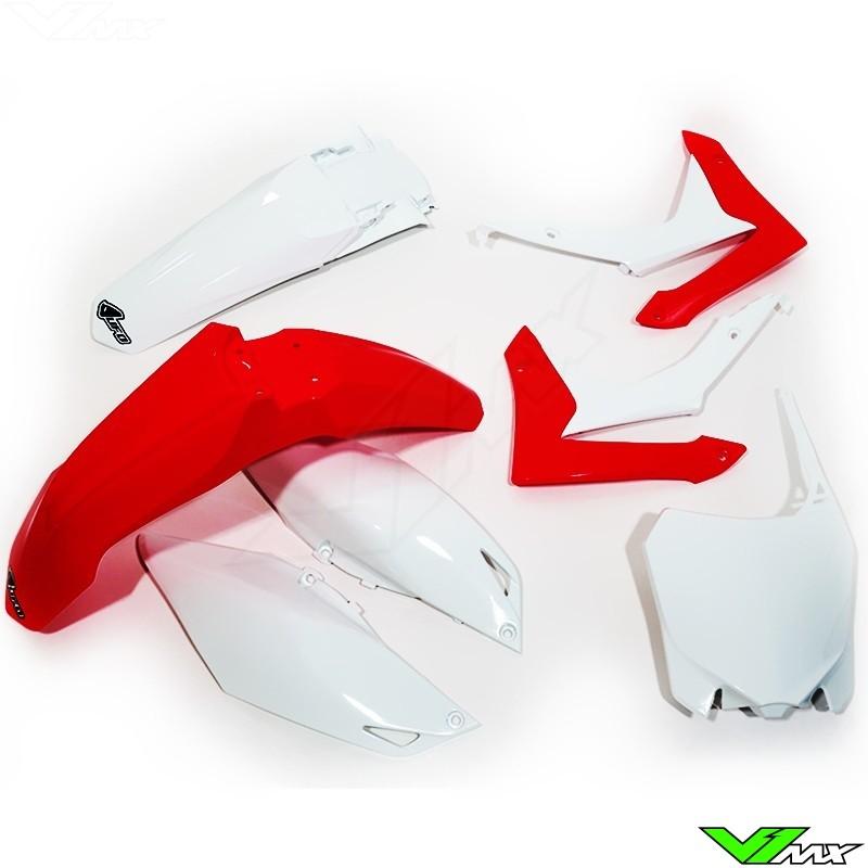 Plastic kit UFO OEM - Honda CRF250R CRF450R