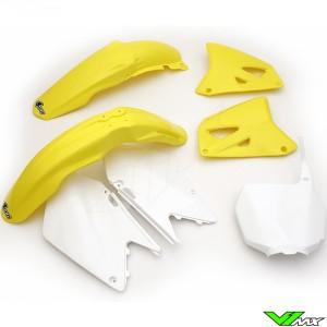 Plastic kit UFO OEM - Suzuki RM125 RM250