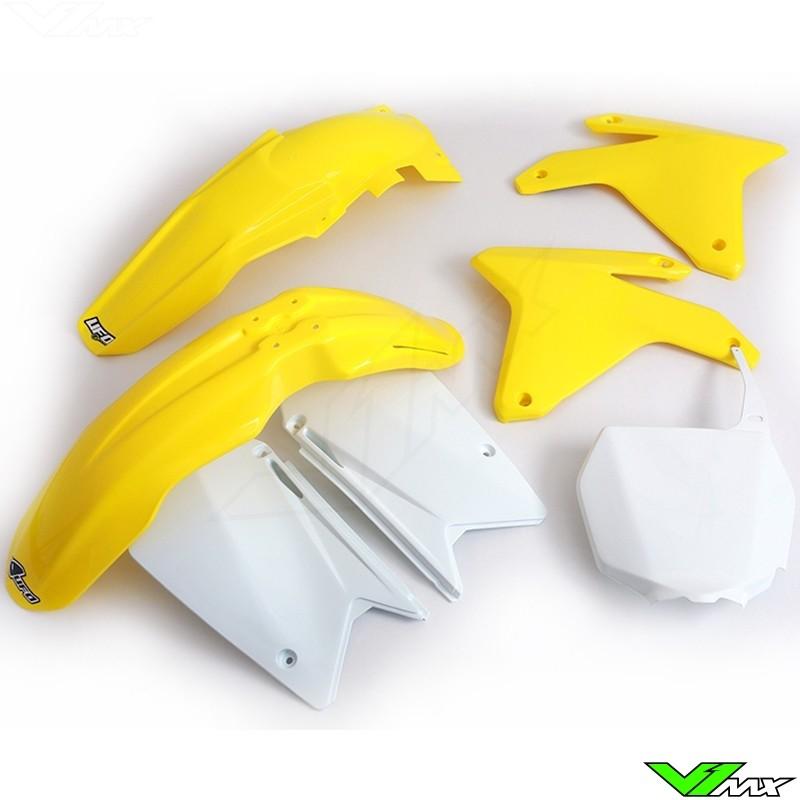 Plastic kit UFO OEM - Suzuki RMZ450