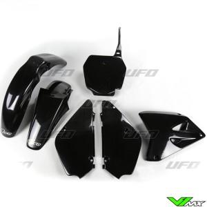 Kappenset UFO Zwart - Suzuki RM85