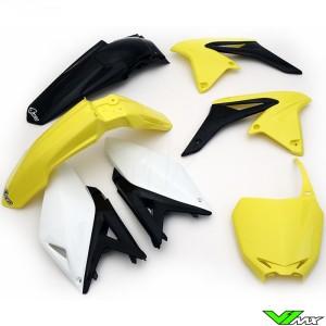 Plastic kit UFO OEM - Suzuki RMZ250