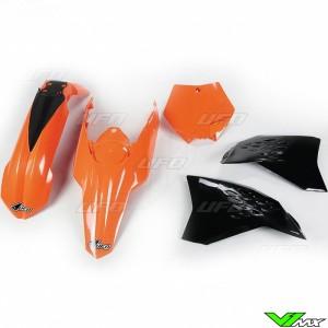 Plastic kit UFO OEM - KTM 125SX 150SX 250SX 250SX-F 450SX-F 505SX-F
