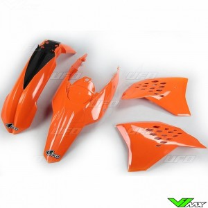 Plastic kit UFO OEM - KTM 125EXC 200EXC 250EXC 300EXC 400EXC 450EXC 530EXC 250EXC-F