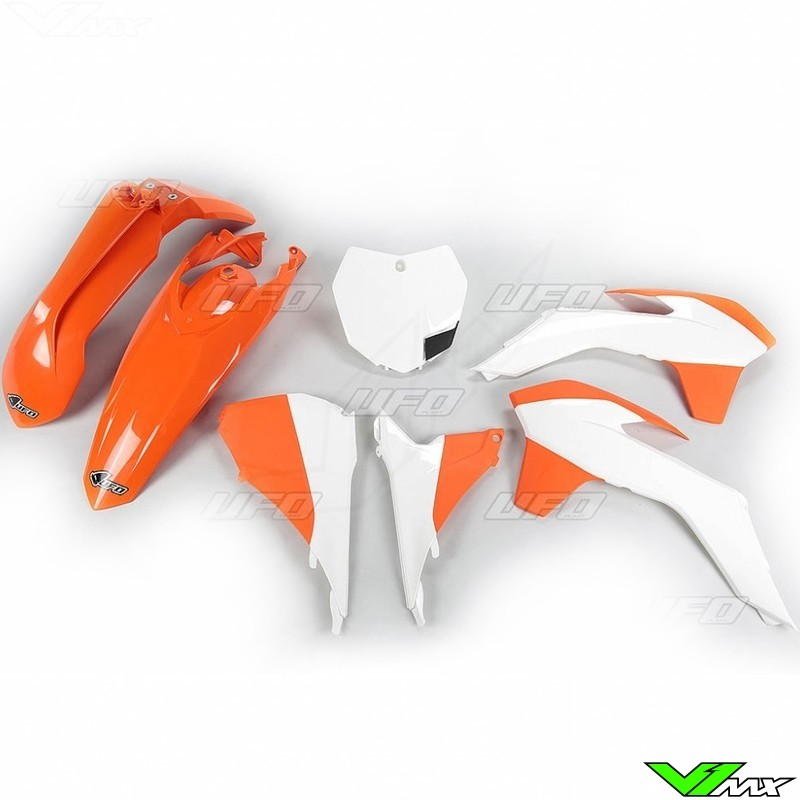 Plastic kit UFO OEM - KTM 125SX 150SX 250SX 250SX-F 350SX-F 450SX-F