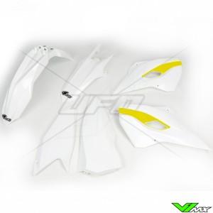 Plastic kit UFO OEM - Husqvarna FE250 FE350 FE450 FE501 TE125 TE250 TE300