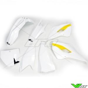Kappenset UFO OEM - Husqvarna FC250 FC350 FC450 TC125 TC250