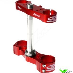 CNC Triple clamps Scar - Suzuki RM85