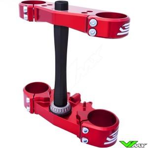 CNC Triple clamps Scar - Suzuki RMZ450