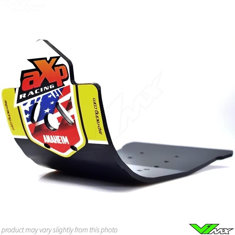 Skidplate AXP MX anaheim - Suzuki RMZ250