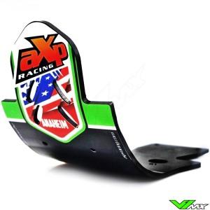 Skidplate AXP MX anaheim - Kawasaki KXF250