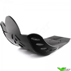 Skidplate AXP GP blue - Yamaha YZF250