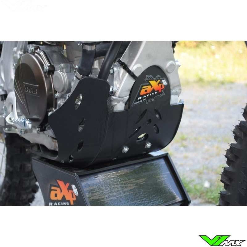 Skidplate AXP GP red - Yamaha YZF250