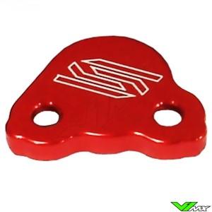 Rear brake cylinder cover Scar - Honda CR125 CR250 CR500 CRF150R CRF250R CRF450R CRF250X CRF450X CRF450RX