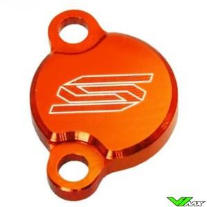 Achterrem cilinder deksel Scar - KTM 65SX 85SX 105SX FreeRide250R FreeRide350