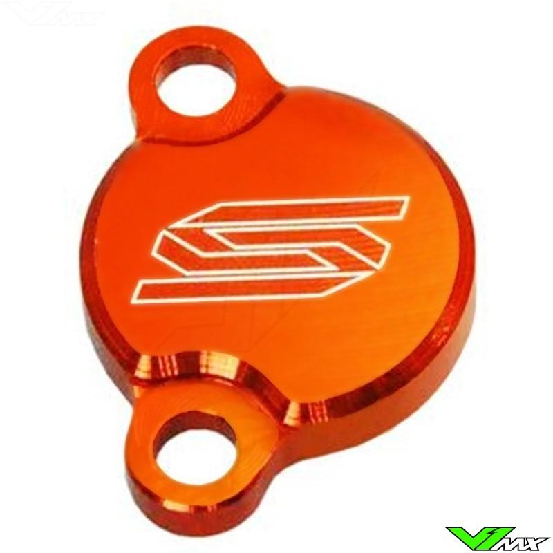 Achterrem cilinder deksel Scar - KTM 65SX 85SX Freeride250R Freeride350 Freeride250F