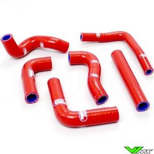 Radiatorhoses Samco sport red - Beta RR250-2T RR300-2T