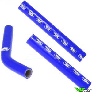 Radiatorhoses Samco sport blue - KTM 125SX 150SX Husqvarna TC125