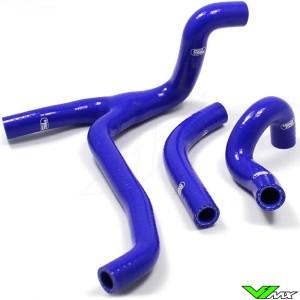 Radiateurslangen (Y) Samco sport Blauw - Suzuki RMZ450