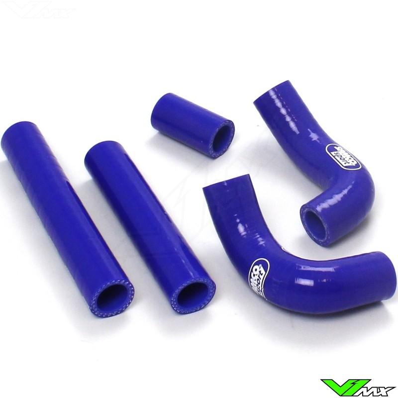 Radiatorhoses Samco sport blue - Husaberg TE250 TE300 FE250
