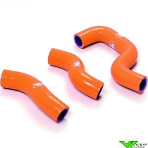 Radiatorhoses Samco sport orange - KTM 450SX-F