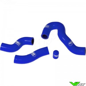 Radiatorhoses Samco sport blue - Husaberg FE450