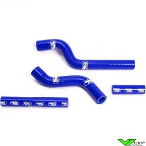Radiatorhoses Samco sport blue - Yamaha YZF250