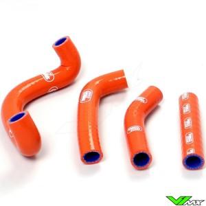 Radiateurslangen Samco sport Oranje - KTM 50SXProJunior 50SXProSenior