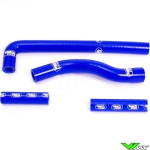 Radiatorhoses Samco sport blue - Yamaha YZF250 WR250F
