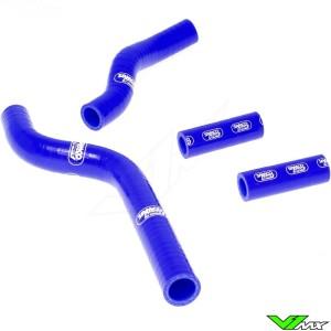 Radiatorhoses Samco sport blue - Yamaha YZ250
