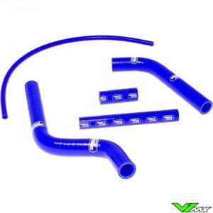 Radiatorhoses Samco sport blue - Yamaha YZ125