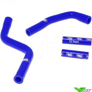 Radiateurslangen Samco sport Blauw - Yamaha YZ125
