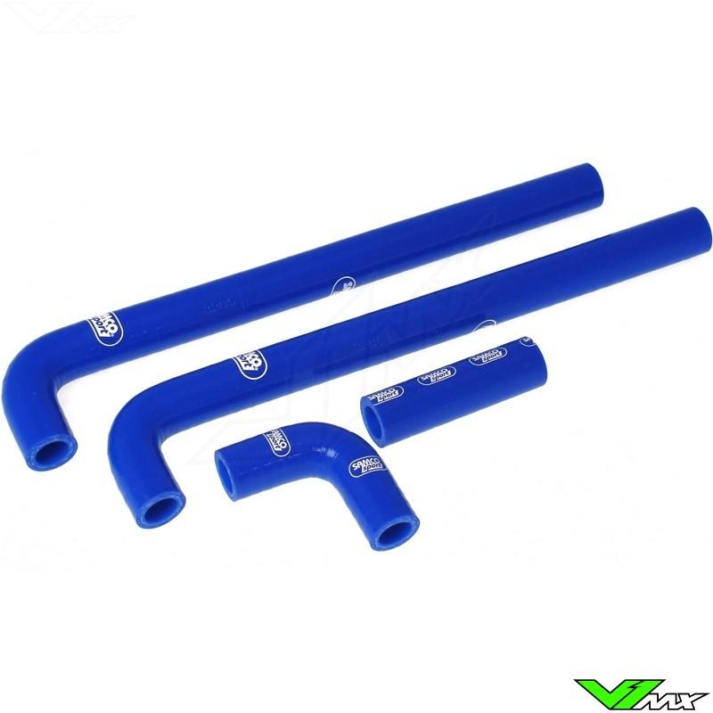 Radiatorhoses Samco sport blue - TM MX250Fi