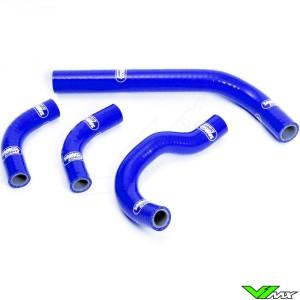 Radiatorhoses Samco sport blue - Honda CRF250R CRF250X