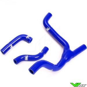 Radiateurslangen (Y) Samco sport Blauw - Suzuki RMZ250