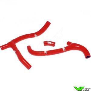 Radiateurslangen (Y) Samco sport Rood - Honda CRF450R